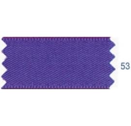 Ruban satin violet