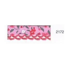 Biais piquot imprimé Ref. 2172