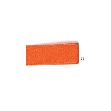 Ruban organdi orange