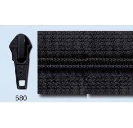 Fermeture au mètre chaine de 5 mm noir
