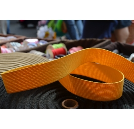 Sangle judo coton jaune