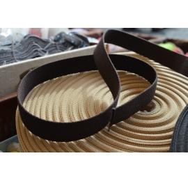 Sangle judo coton marron