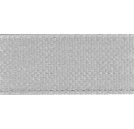 Ruban plissé gris