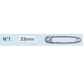 Epingles de sûreté 33mm