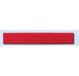 biais Passepoil rouge