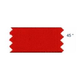 Gros Grain épais rouge45