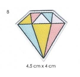 écussons fantastiques Diamant