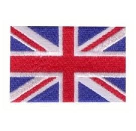écussons drapeau Royaume Uni
