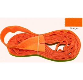 Ruban auto-agrippant Orange