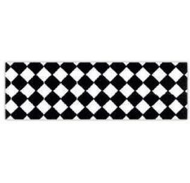 biais imprimé géométrique motif 4