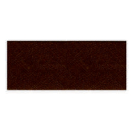 Biais unis Large Marron 41