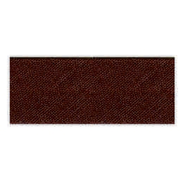 Biais unis Large Marron 45