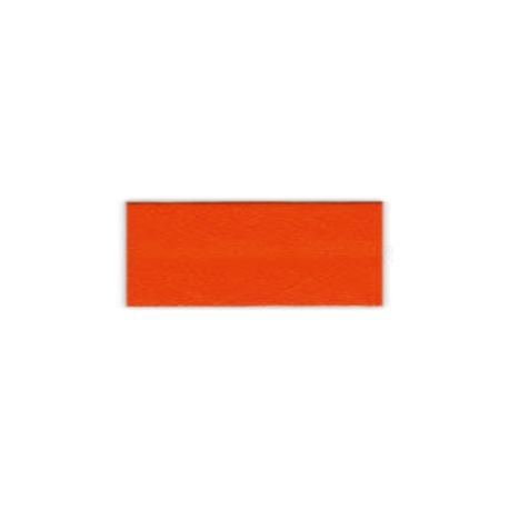 Biais unis Large Orange 95