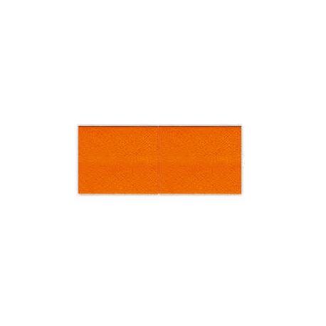 Biais unis Large Orange 71