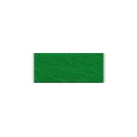 Biais unis Large Vert 88