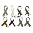 Fermeture 40cm : les gris et noir pour robes, coussins
