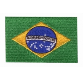 écussons drapeau Brésil