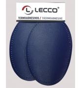 coudes et genoux thermocollants Bleu