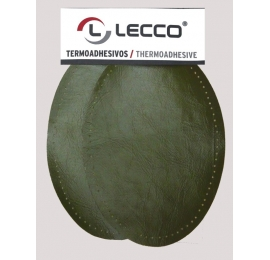 coudes et genoux thermocollants Vert