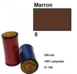 Fil goldmann 008 marron