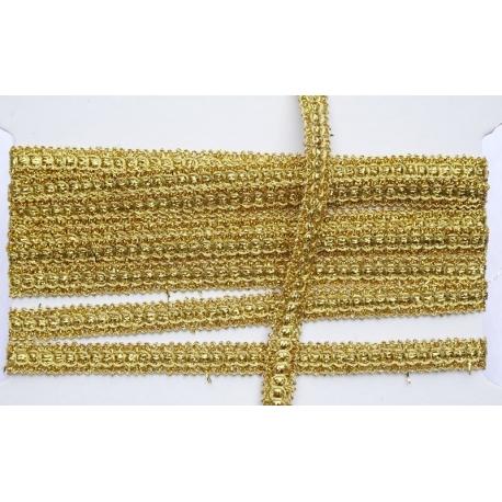 Galon doré 1,6 cm