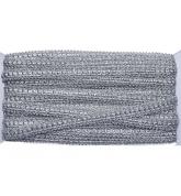 Galon argenté 1,6 cm