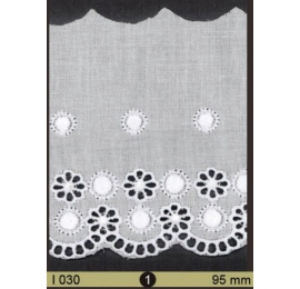 Broderie Anglaise ref.30 95 mm