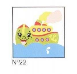 Canevas enfant 22