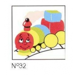 Canevas enfant 32
