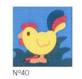 Canevas enfant 40