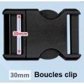 Boucles clip