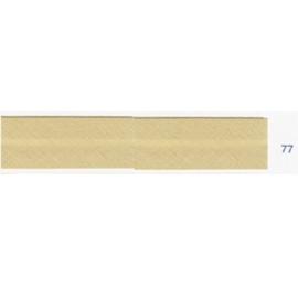 Biais unis beige 77