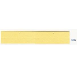 Biais unis jaune blé 465