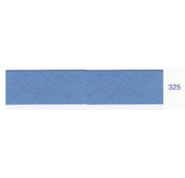 Biais unis bleuet 325