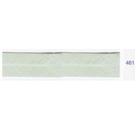 Biais unis vert de gris 461