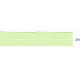 Biais unis vert d'eau 356
