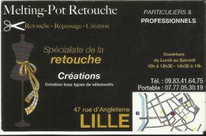 Melting pot retouche le spécialiste de la retouche sur Lille