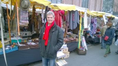 Mon marché mercier La mercerie, les rubans et galons sur le marché de Wazemmes