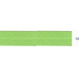 Biais unis vert lichen 58