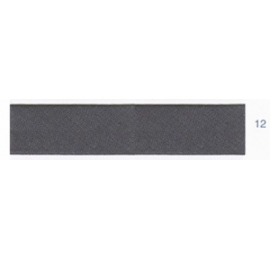 Biais unis gris anthracite 0€40 le m