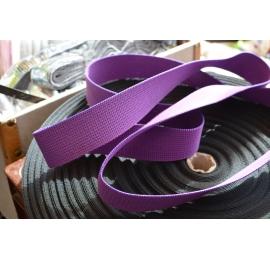 Sangle judo coton violet