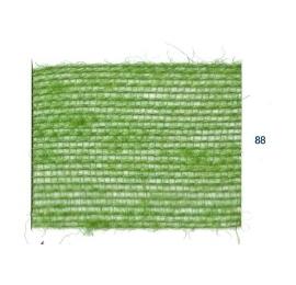 Ruban de jute vert