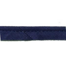 biais Passepoil bleu azul
