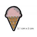 écussons dessin bd Cornet de glace
