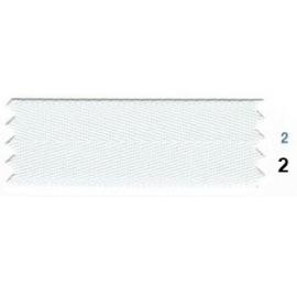Ruban ceinture blanc