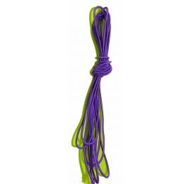 Élastique rond 2 mm violet