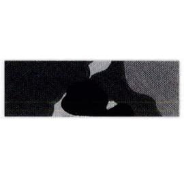 Biais imprimé camouflage gris 11