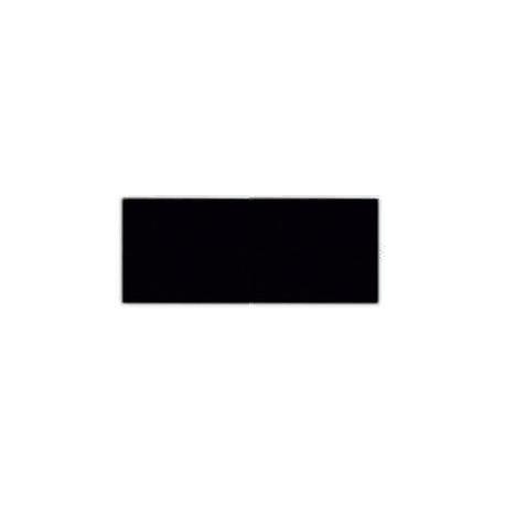 Biais unis Large Noir 1