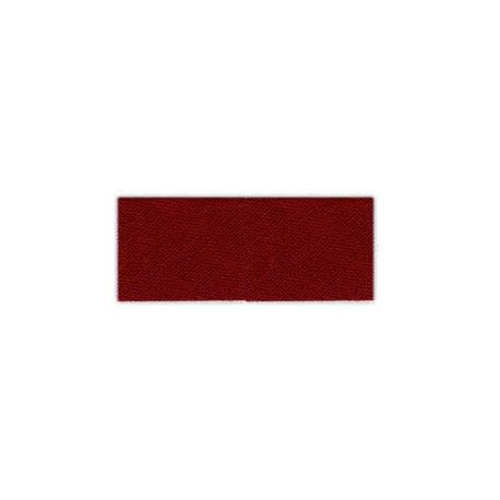 Biais unis Large Bordeaux 48