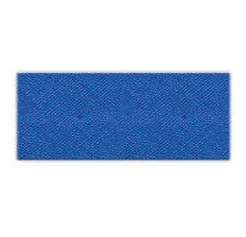 Biais unis Large Bleu 18